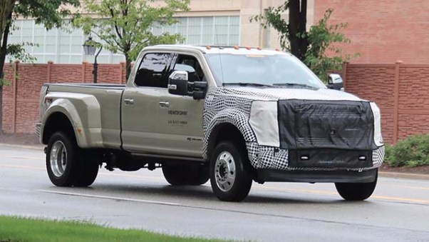 2020 Ford Super Duty 7.0 Engine And Transmission Updates - 2019 and 2020 Pickup Trucks