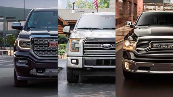 Luxury Pickup Truck