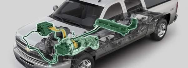 2019 Chevy Silverado 1500 Hybrid