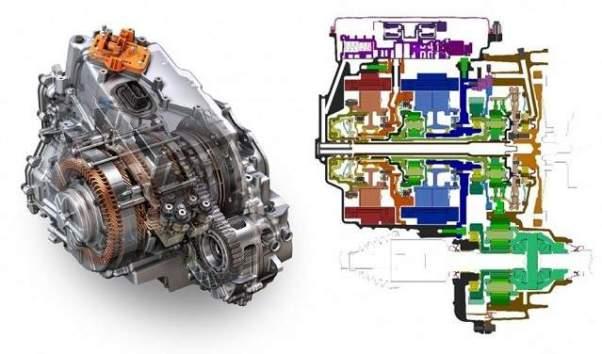 2019 Chevy Silverado 1500 Hybrid system