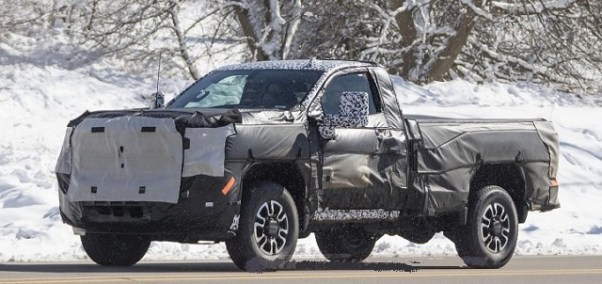 2020 Chevy Silverado 2500HD Release Date (NAIAS 2019) - 2019 and 2020 Pickup Trucks