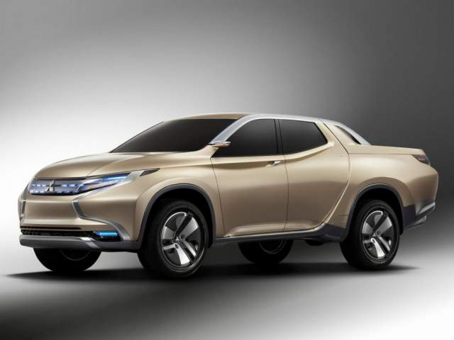 2019 Mitsubishi Raider concept