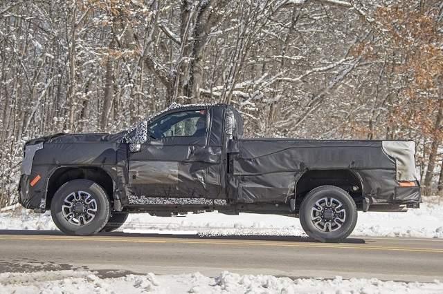 2020 Chevy Silverado 2500 Diesel and Towing Capacity ...