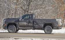 2020 Chevy Silverado 2500 side