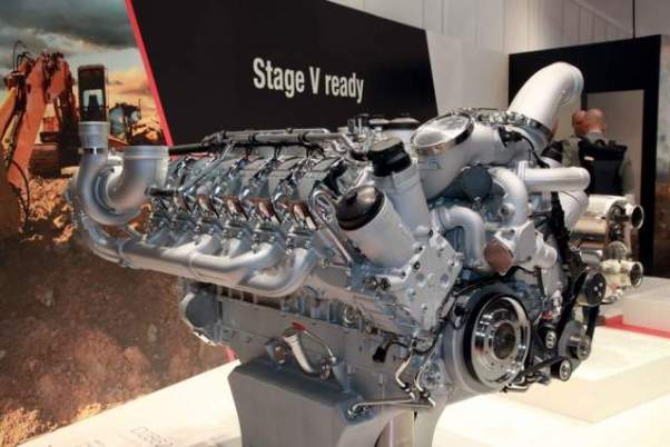 Cummins 6.7L Turbo Diesel Engine stage V