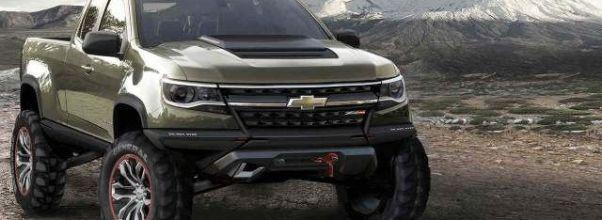 2020 Chevy Silverado ZR2 concept