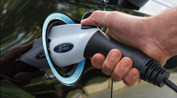 2020 Ford F-150 plug in Hybrid