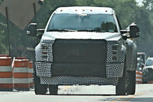 2020 Ford F 350 Super Duty Is Getting Ready For Naias 2019 2019