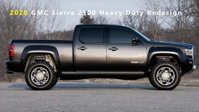 2020 GMC Sierra 2500 Release Date and Configurations ...
