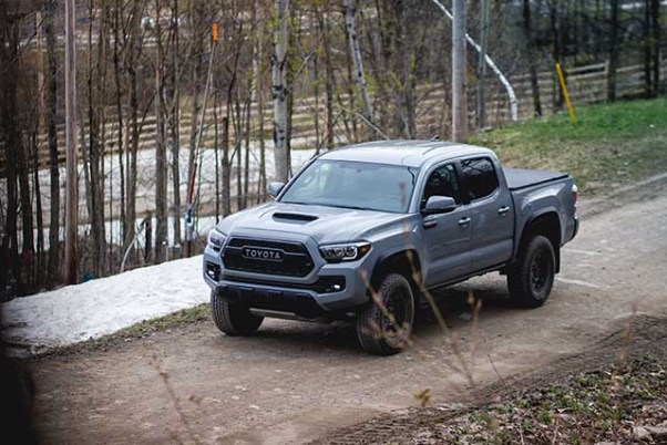 2020 Toyota Tacoma TRD Pro release date