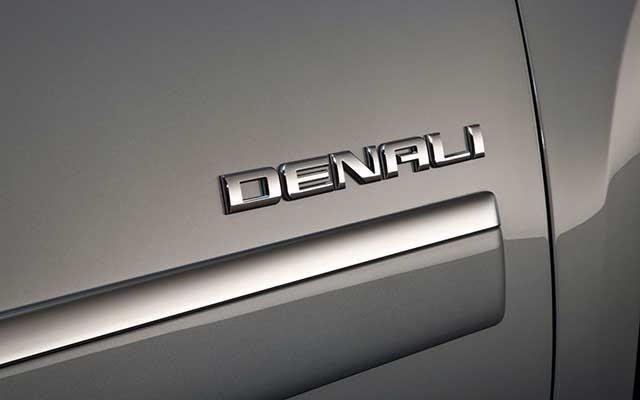 2020 GMC Sierra 1500 Denali price