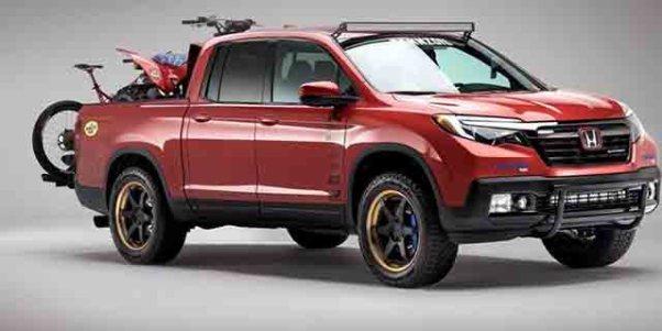2020 Honda Ridgeline release date
