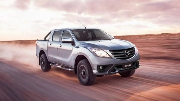 2020 Mazda BT-50 release date