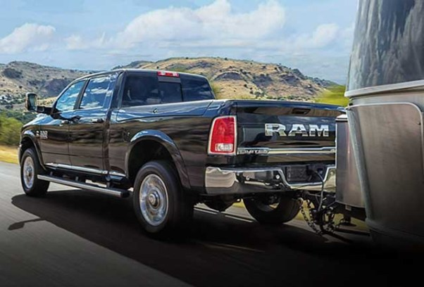 2020 Ram 3500 Towing Capacity