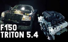Ford 5.4 Triton Engine F-150