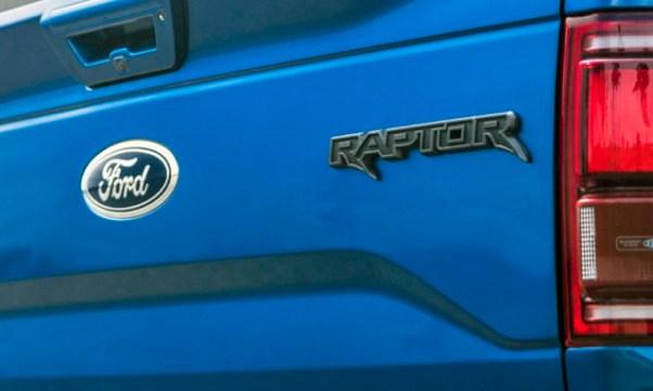Ford Lobo raptor 2020