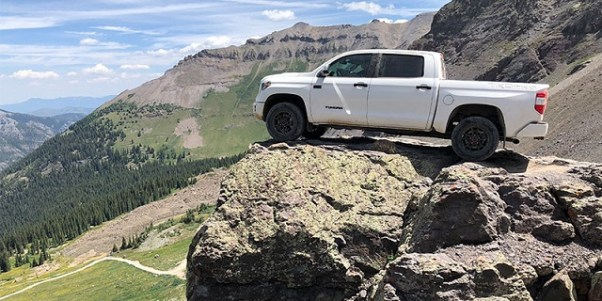 2020 Toyota Tundra TRD Pro changes