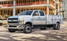 2020 Chevy Kodiak 4500 HD