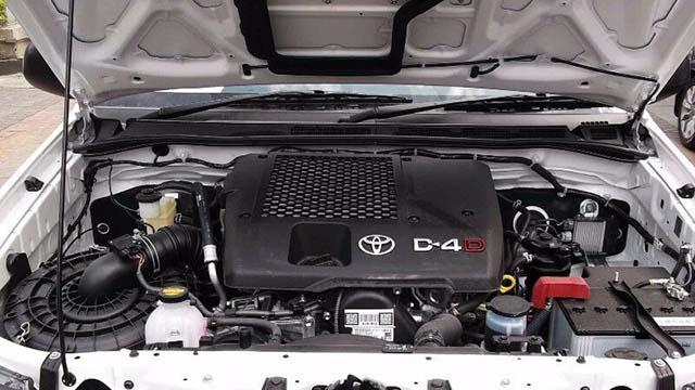 2020 Toyota Tundra Diesel d4d