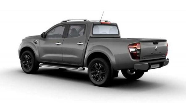 2020 Renault Alaskan price