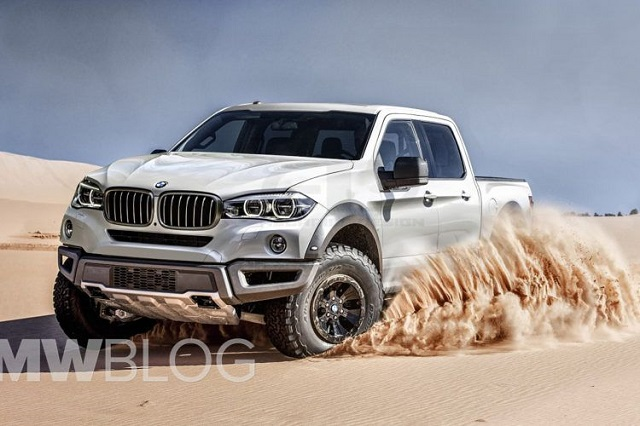 2020 BMW Pickup Truck concept