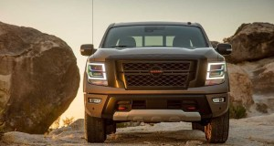 2021 Nissan Titan changes