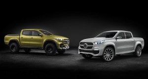 2021 Mercedes X-Class changes