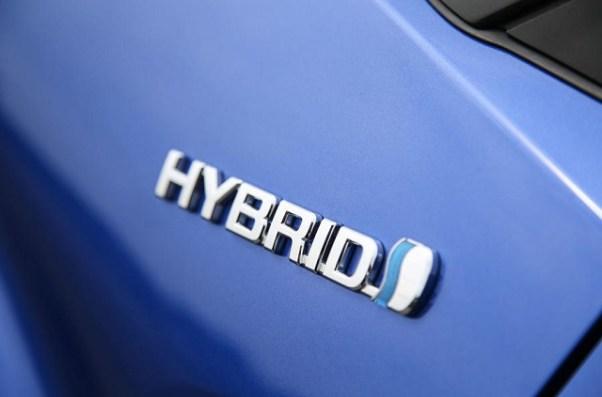 2021 Toyota Tacoma hybrid