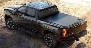 2021 Chevy Silverado HD carhartt