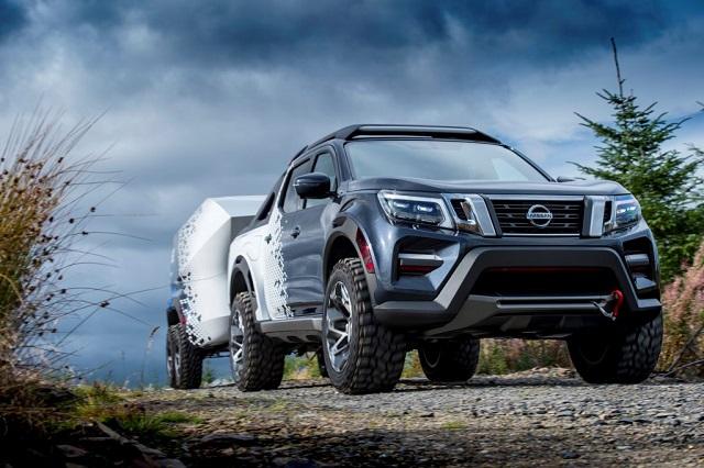 2021 Nissan Frontier Diesel