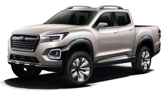 2021 Subaru Baja Pickup Truck