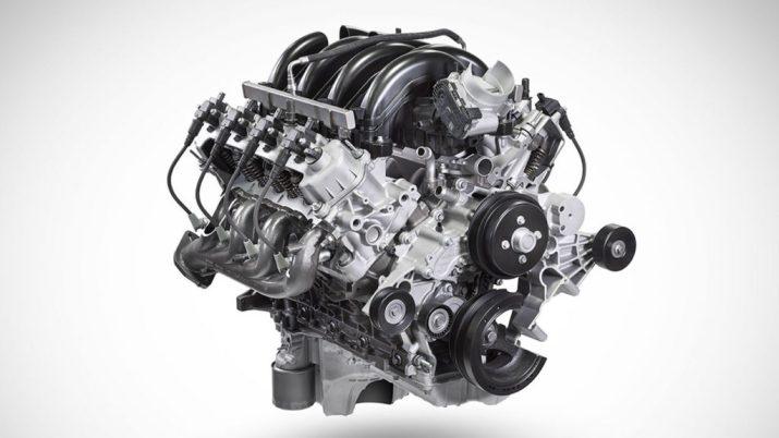 2021 Ford Super Duty 7.3 godzilla engine