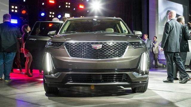 2021 Cadillac Escalade EXT concept