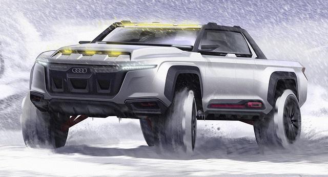 2021 Audi truck