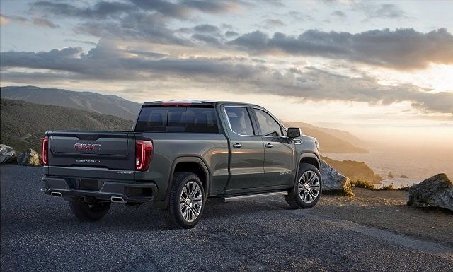 2021 gmc sierra 1500 denali review  2019 trucks new and