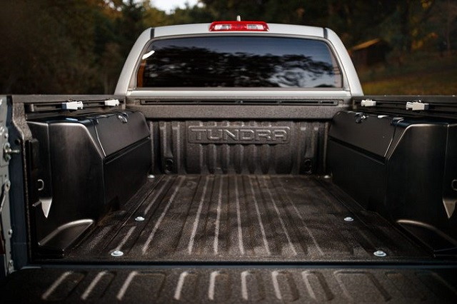 2021 toyota tundra diesel towing capacity