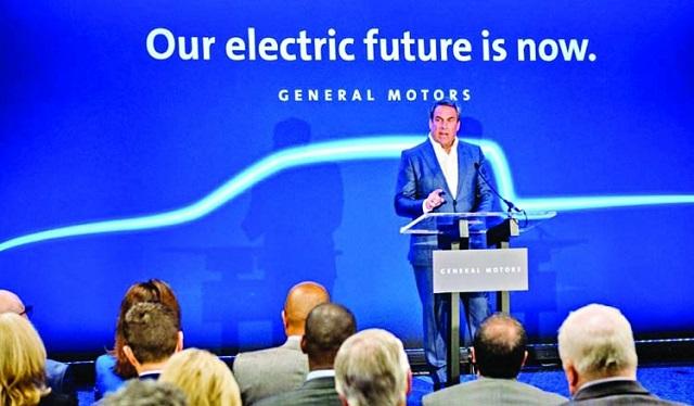 2021 Chevy Silverado Electric