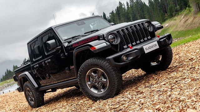 2021 Jeep Gladiator Rubicon Diesel release date