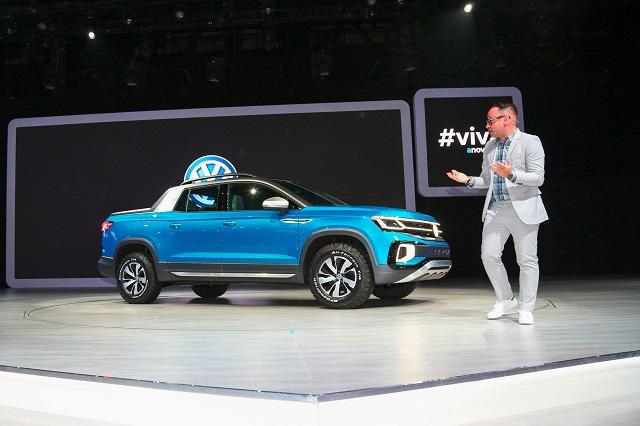 2021 VW Tarok concept