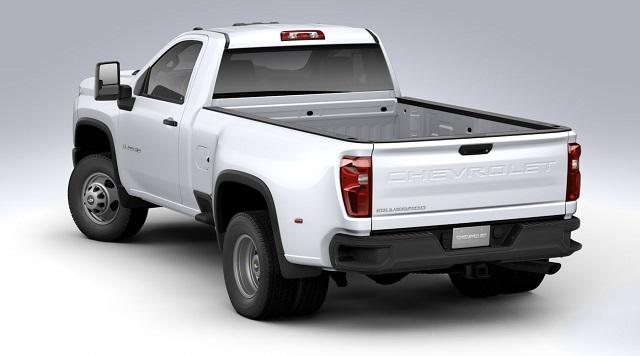 2021 Silverado Dually Truck