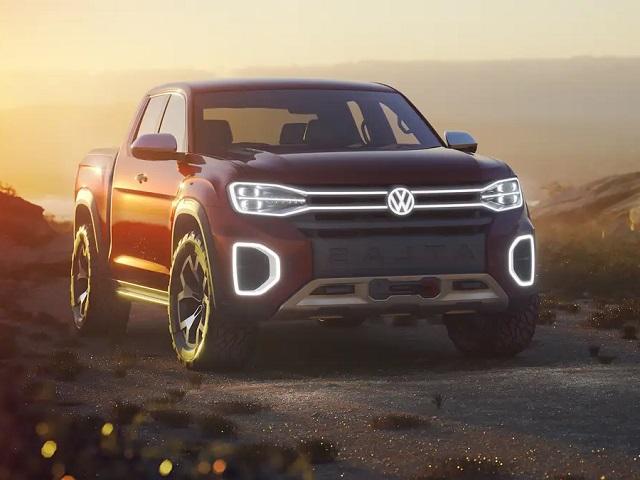 2021 VW Atlas Tanoak concept