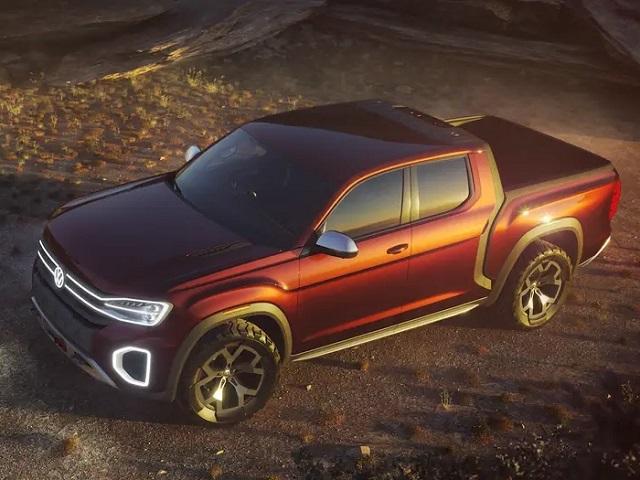 2021 VW Atlas Tanoak release date