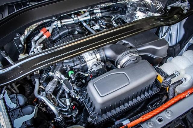 2022 Ford Ranger Hybrid