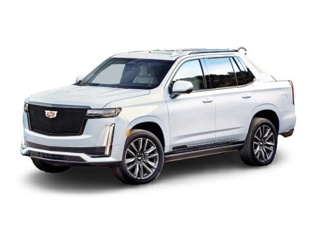 2022 Cadillac Escalade EXT return