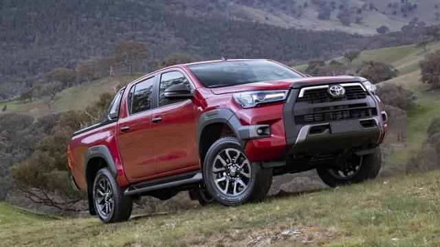 2022 Toyota HiLux rugged