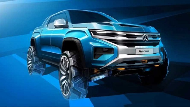 2022 VW Amarok Diesel
