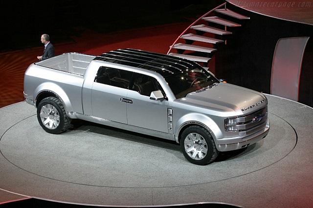2022 Ford Super Chief concept