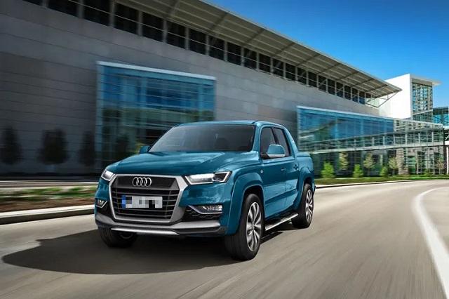 2022 Audi Truck