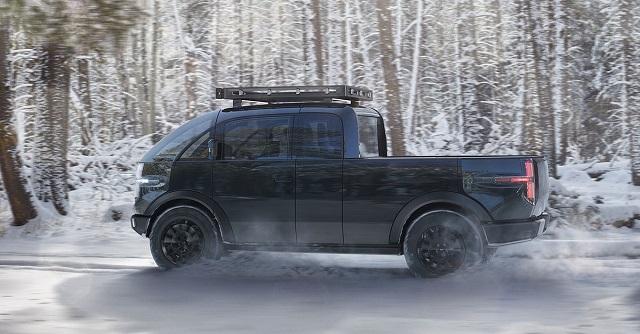 2023 Canoo Electric Pickup Truck price