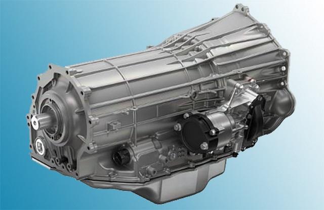 2023 Ram 3500 Allison transmission